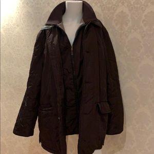Burberry warm coat